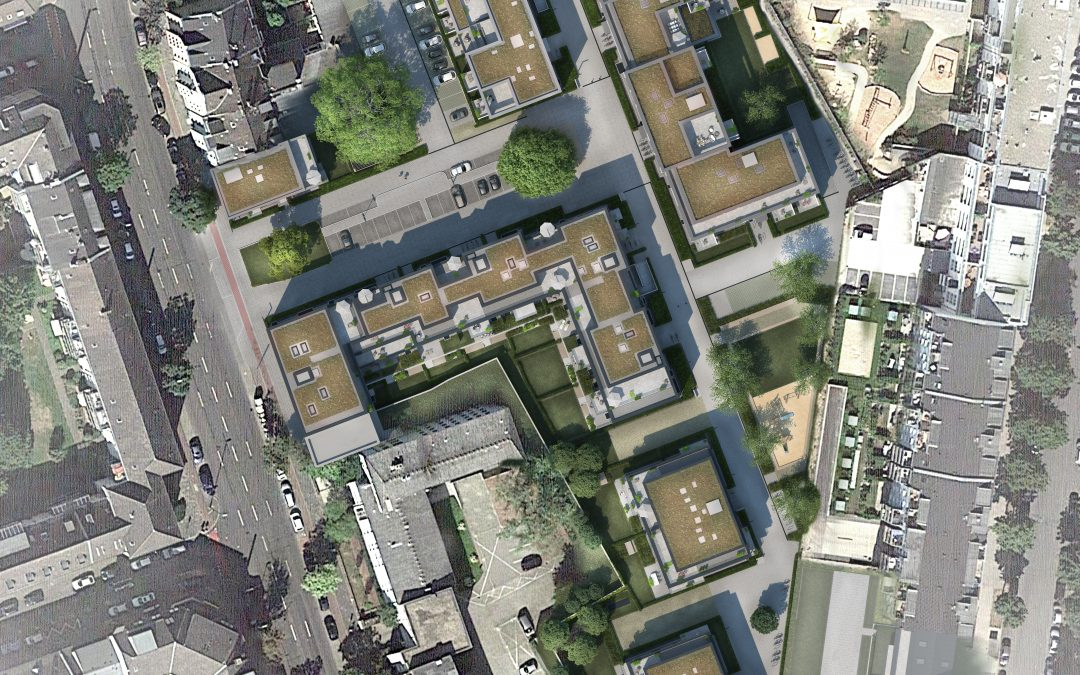 Neubau Wohnquartier Ulmer Höh' Süd I