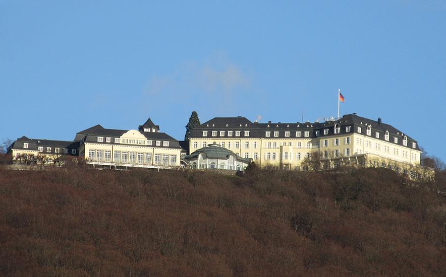 Modernisierung Grandhotel Petersberg