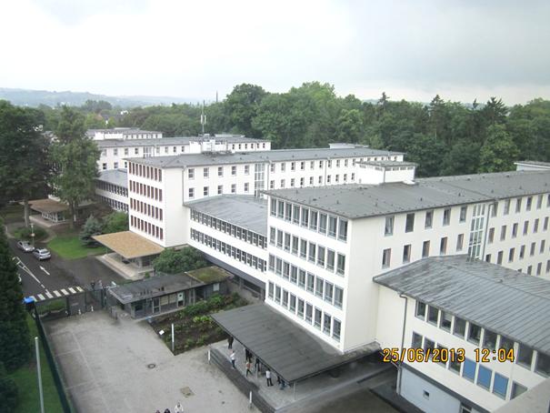 Bauwerksprüfung mehrerer Verwaltungsgebäude des BBR