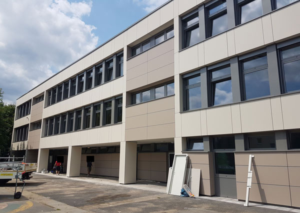 Sanierung Karl-Simrock-Schule